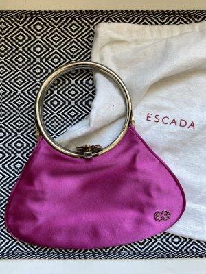 Escada Handtasche Seide pink