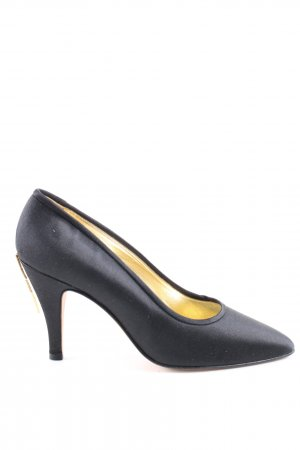 Escada High Heels schwarz Elegant