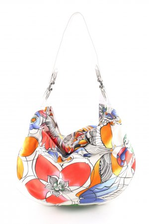 Escada Bolsa Hobo estampado con diseño abstracto look casual
