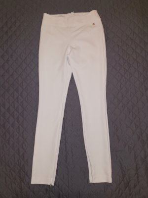 Escada Stretch Trousers white spandex