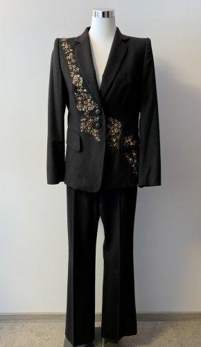 Escada Trouser Suit anthracite