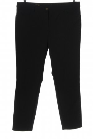 Escada Low-Rise Trousers black casual look