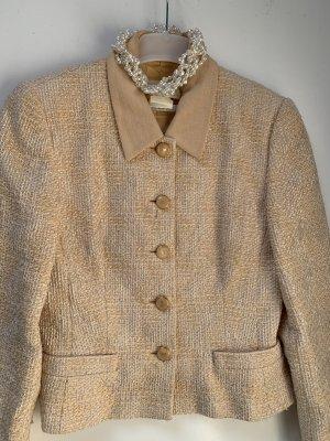 Escada Jacke Sakko Vintage Retro Chanel style Tweed