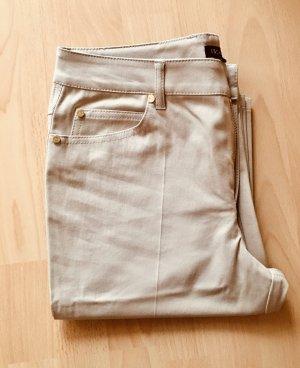 Escada Jeans elasticizzati beige