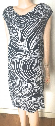 Escada Kleid animalprint Zebra Gr. 38