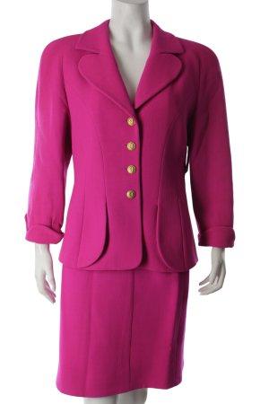 Escada Kostüm pink Business-Look