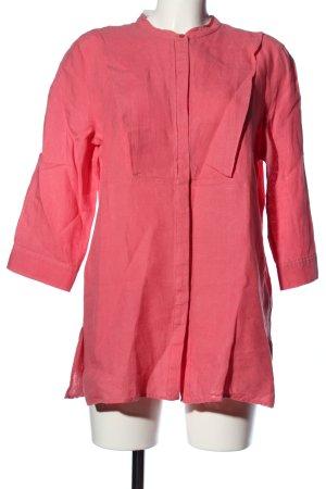 Escada Shirt met korte mouwen roze casual uitstraling