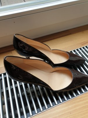 Escada High Heels dark brown
