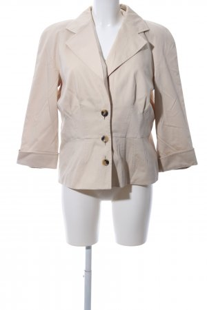 Escada Long-Blazer creme Casual-Look