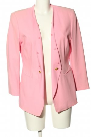 Escada Margaretha Ley Kurz-Blazer pink Business-Look