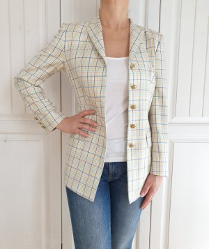 Escada Blazer long multicolore