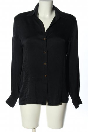 Escada Margaretha Ley Schlupf-Bluse schwarz Business-Look