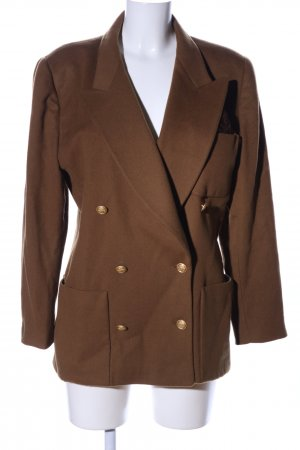 Escada Margaretha Ley Wolljacke braun Casual-Look