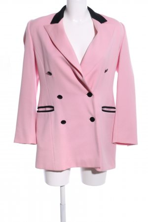 Escada Margaretha Ley Wollmantel pink Business-Look