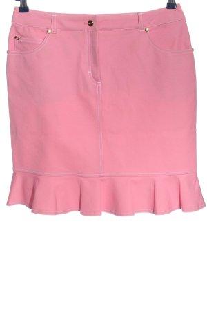 Escada Minirock pink Casual-Look