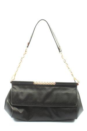 Escada Mini Bag black-gold-colored elegant