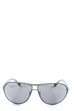 Escada Aviator Glasses black casual look