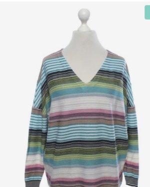 Escada V-Neck Sweater multicolored