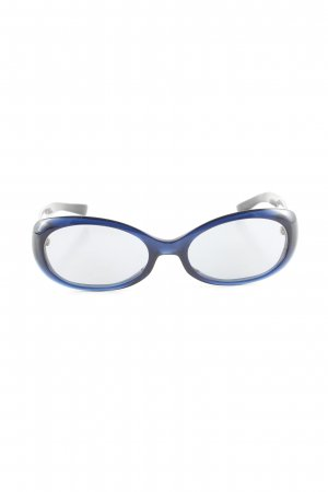 Escada Retro Glasses abstract pattern business style