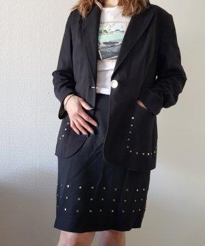 Escada Rock +Blazer Kostüm Gr 46