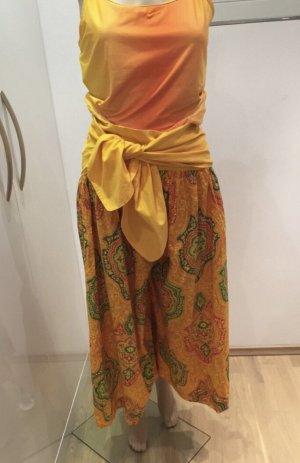 Escada Jupes-culottes multicolore coton