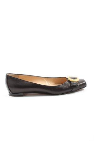 Escada Slip-on Shoes black elegant