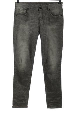 Escada Skinny Jeans schwarz Casual-Look
