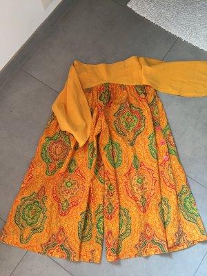 Escada Falda pantalón multicolor