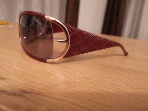 Escada Gafas de sol ovaladas burdeos