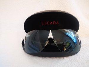 Escada Gafas de sol cuadradas negro-color plata