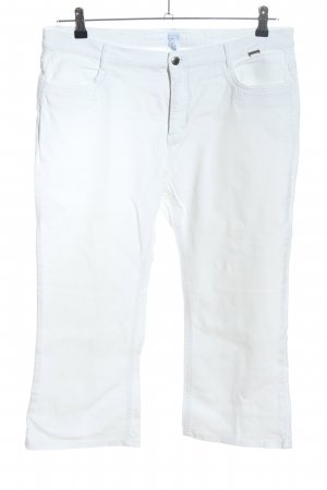Escada Sport 7/8 Jeans weiß Casual-Look