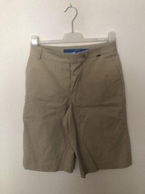 Escada Sport High-Waist-Shorts beige