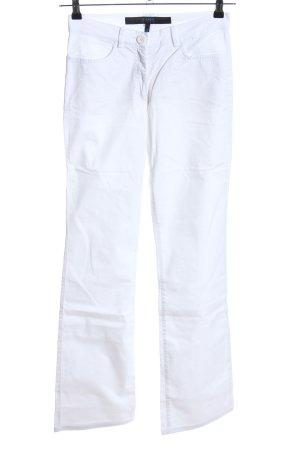 Escada Sport Boot Cut Jeans weiß Casual-Look