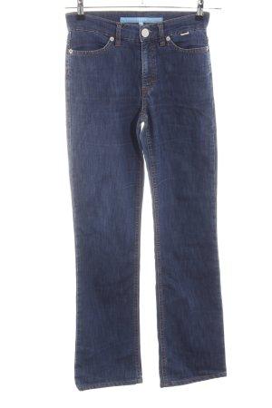 Escada Sport Jeans svasati blu stile casual