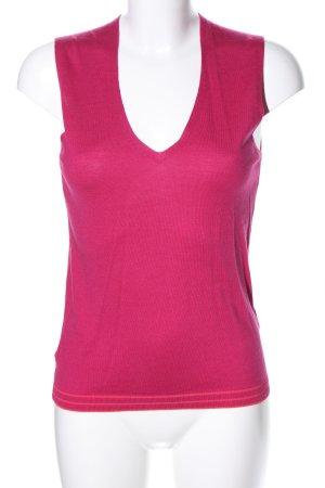 Escada Sport Feinstrickpullunder pink Casual-Look