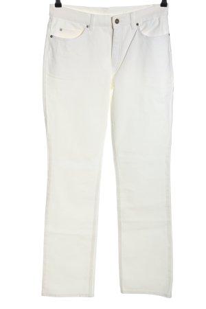 Escada Sport Five-Pocket-Hose weiß Casual-Look