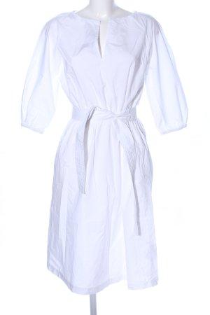 Escada Sport Abito blusa camicia bianco stile casual