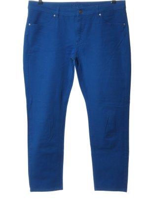 Escada Sport Hüfthose blau Casual-Look