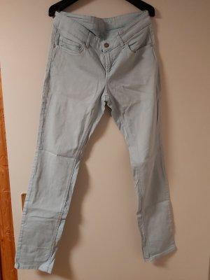 Escada Sport Spodnie z pięcioma kieszeniami baby blue