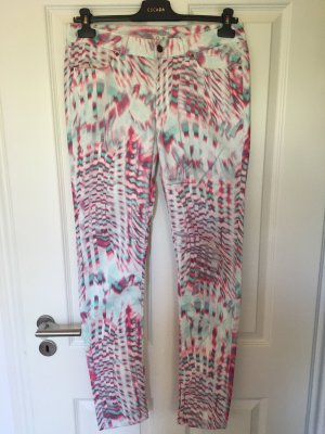 Escada Sport Jeans in Tie-Dye Optik