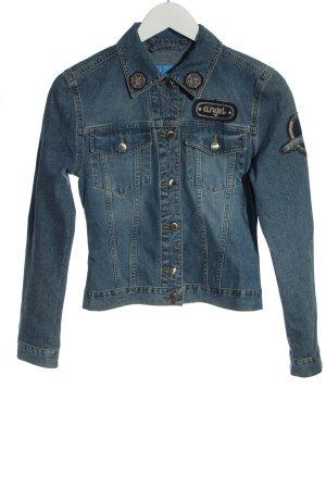 Escada Sport Denim Jacket blue casual look