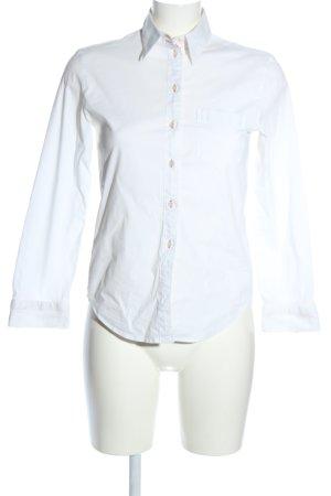 Escada Sport Long Sleeve Shirt white casual look