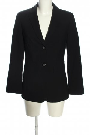 Escada Sport Long-Blazer schwarz Business-Look