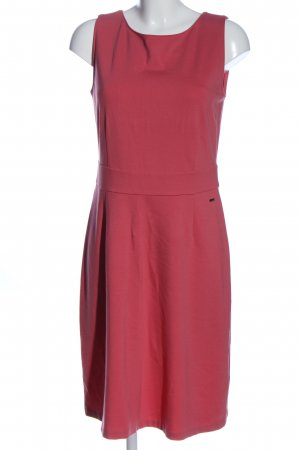 Escada Sport Midikleid pink Casual-Look