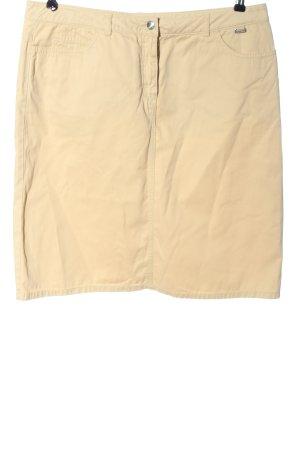 Escada Sport Pencil Skirt cream casual look
