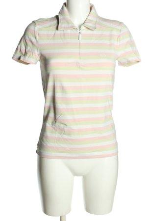 Escada Sport Polo shirt gestreept patroon casual uitstraling