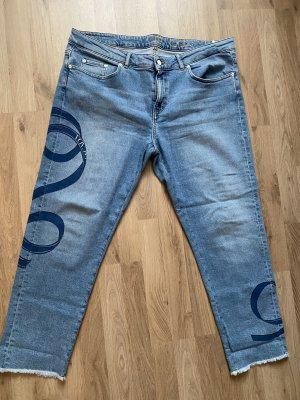Escada Sport Sexy Boyfriend Jeans Farbe Blau Gr.44