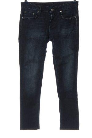 Escada Sport Skinny Jeans blau Casual-Look