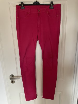 Escada Sport Slim Fit Jeans in pink