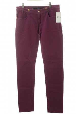 Escada Sport Slim Jeans violett schlichter Stil